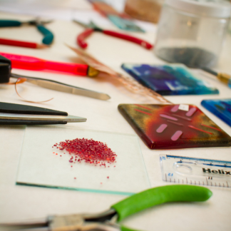 Fusing with Float glass course dates